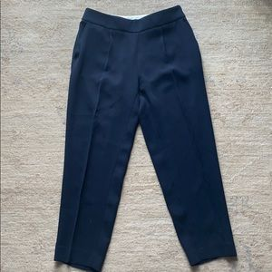 J. Crew navy dress pants size 2
